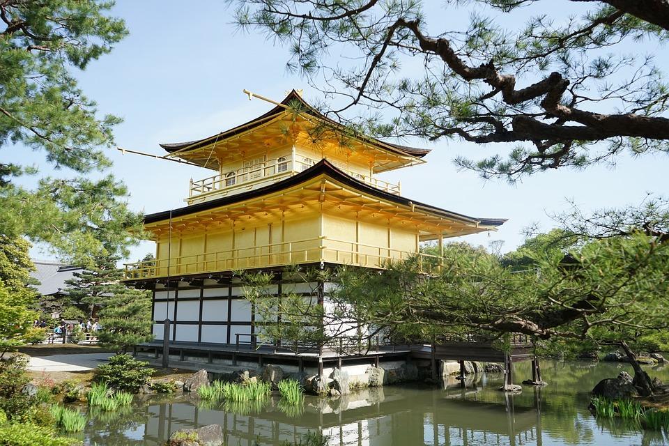 Kyoto au Japon, une ville chargée d'histoire
