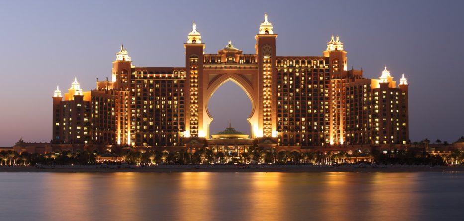 Dubaï et ses nombreux établissements de luxe