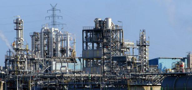 La production industrielle en France